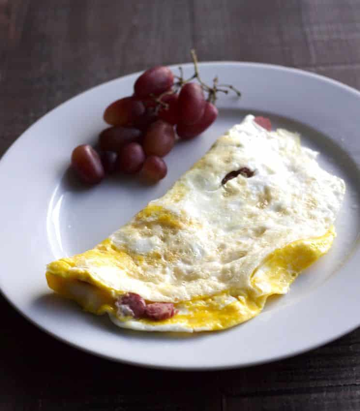 Spruce Up an Omelette